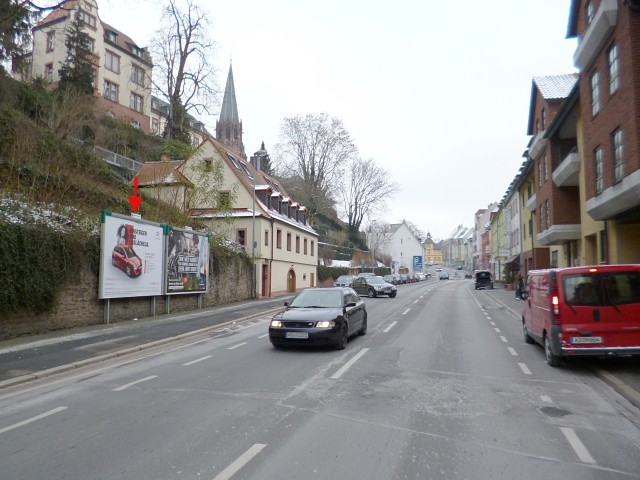 Löherstraße gg. 37/39, B 8/B 26