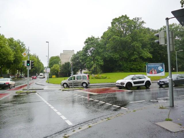 Spessartstraße  /  Schweinheimer Straße