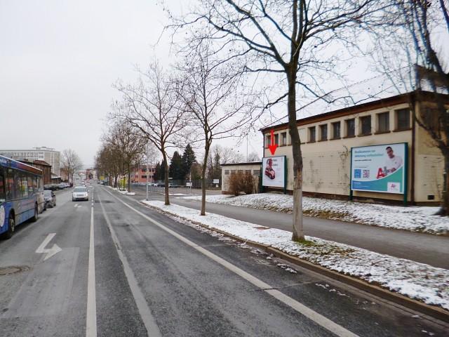 Schweinheimer Straße / Spessartstraße, Trafostation