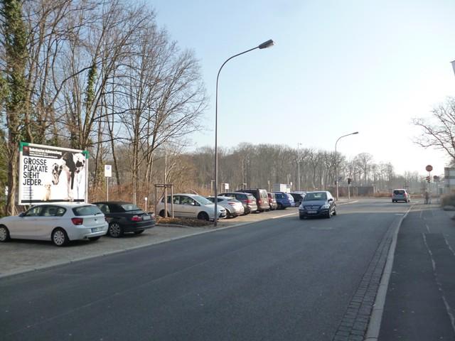 Hohenzollernring nh. / Deutsche Straße