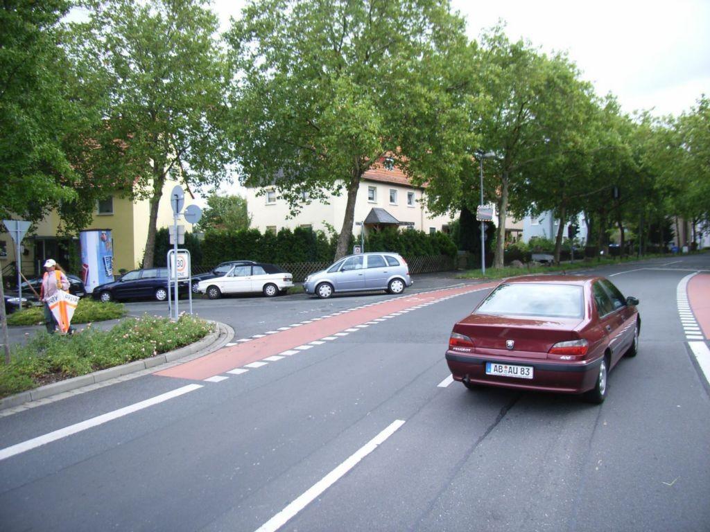 Bavariastraße 11 / Liebigstraße         3,00 x 4,40