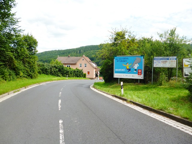 Fuldaer Straße, B 27 nh. 40, Ausfahrt Fulda