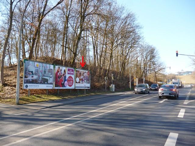 Westring, B 286 gg. / Euerdorfer Str., B 287, Südbrücke