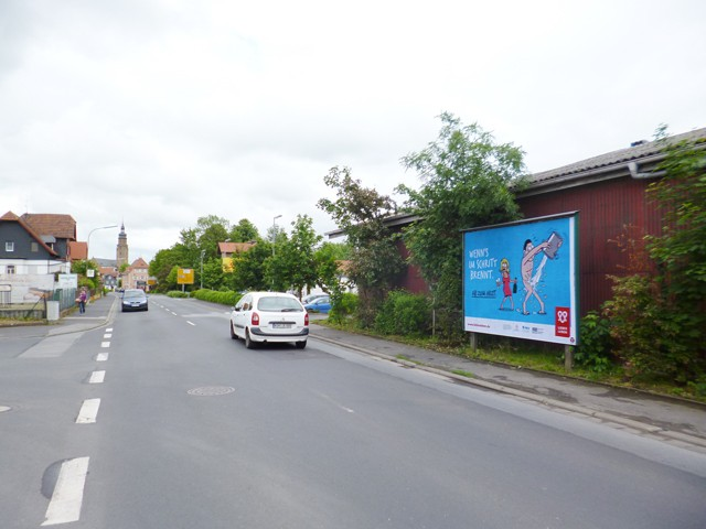 Bahnhofstr.gg. / Friedenstr. gg. Tankstelle, Netto Markt