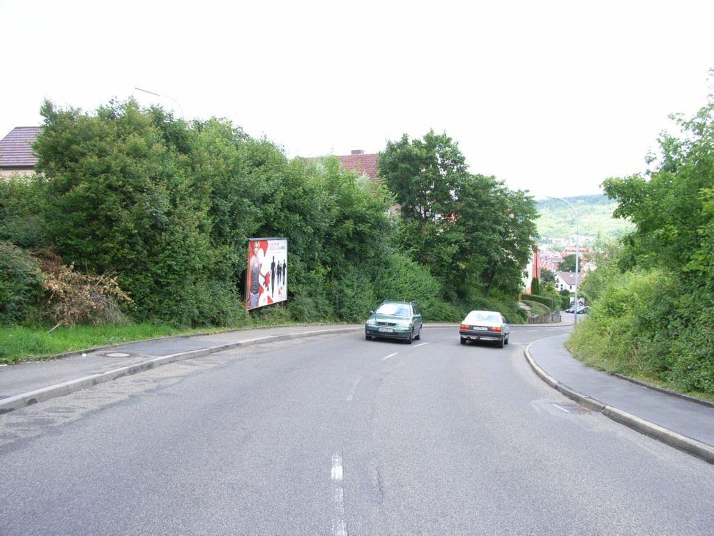 Kaiserstr. gg. 15, Ausfahrt Crailsheim