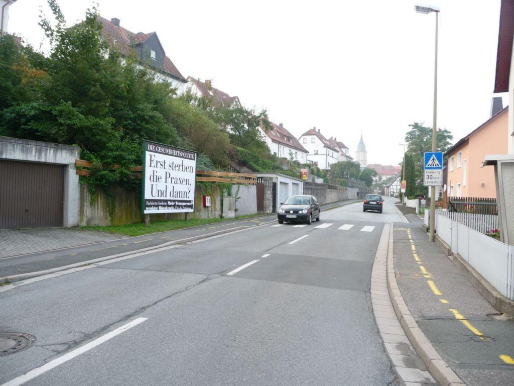 Kronacher Tor gg. / Ebnether Straße, Fußgängerüberweg