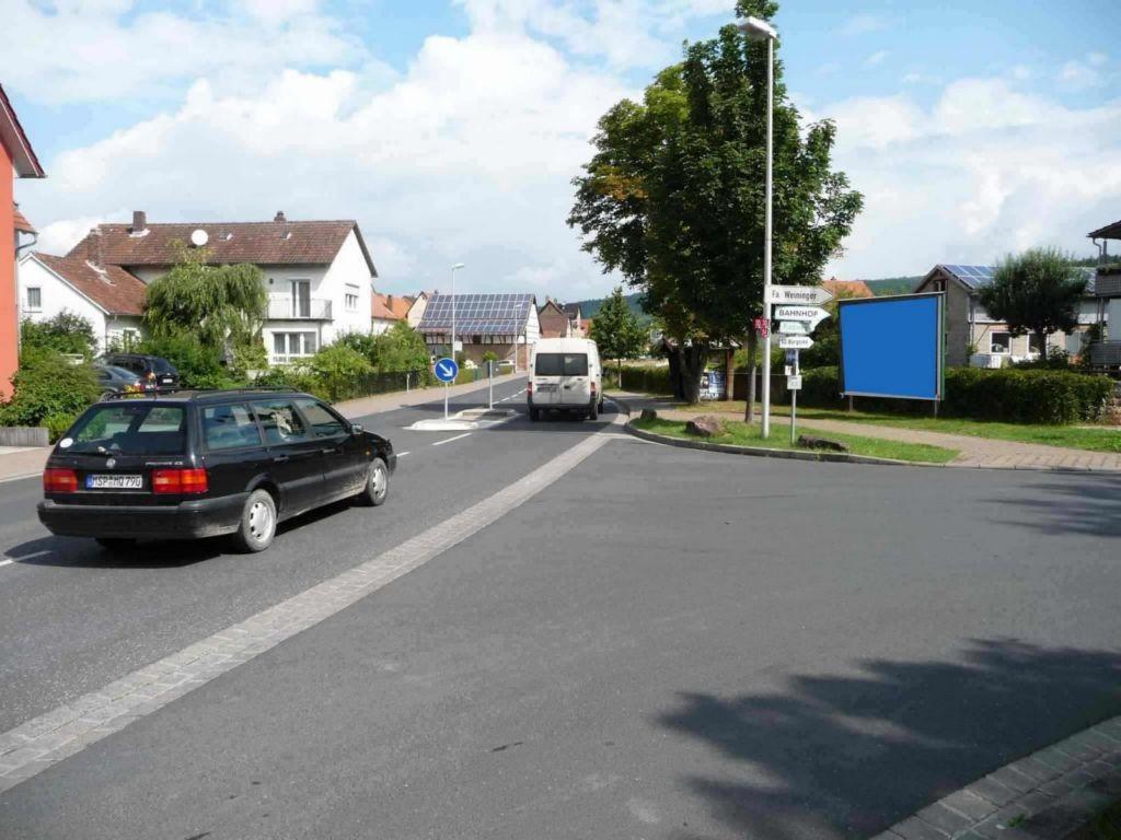 Mittelsinner Straße gg. 5, Bush. / Poststr.