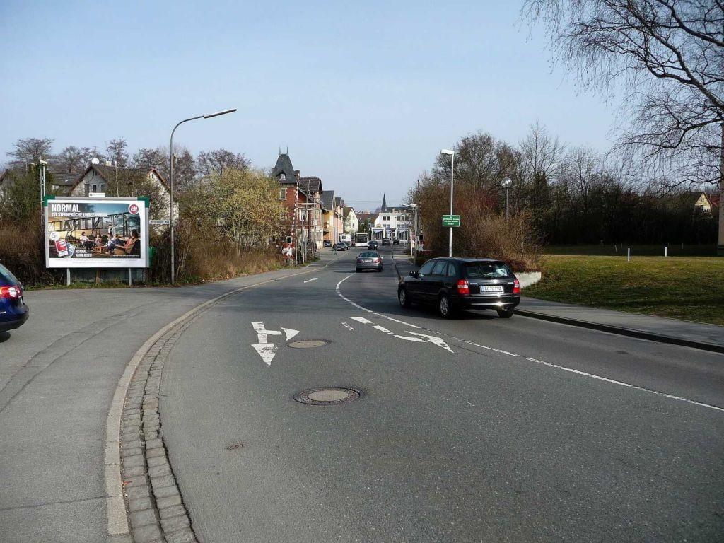 Rodacher Str. 13b / Wittenberger Weg nh. Bahnübergang