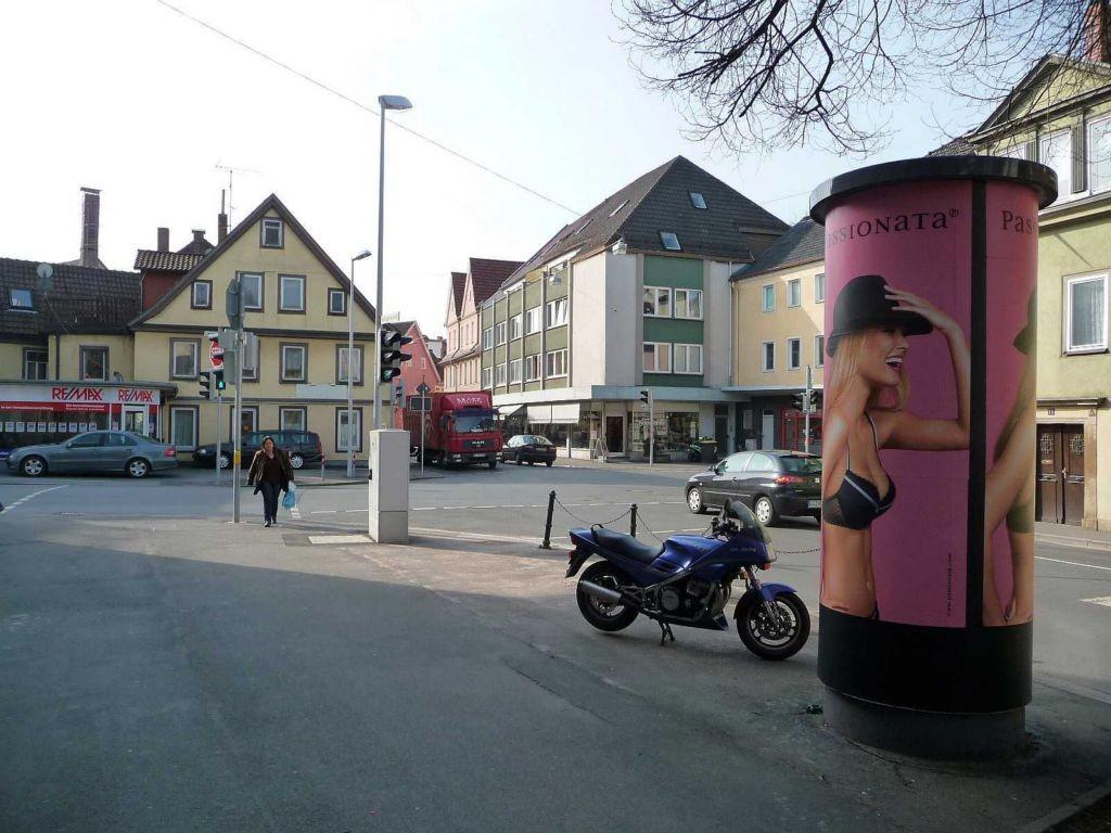 Heiligkreuzstraße gg. 14 / Allee              3,00 x 3,80
