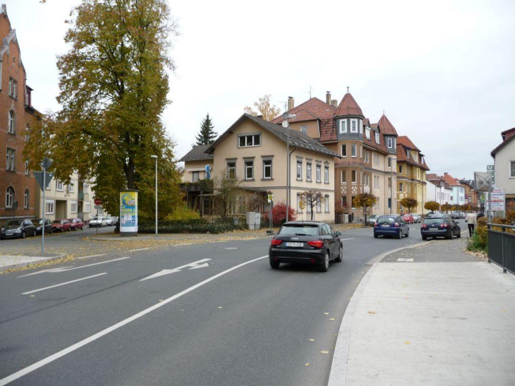Kasernenstraße / Blumenstraße               3,00 x 3,80