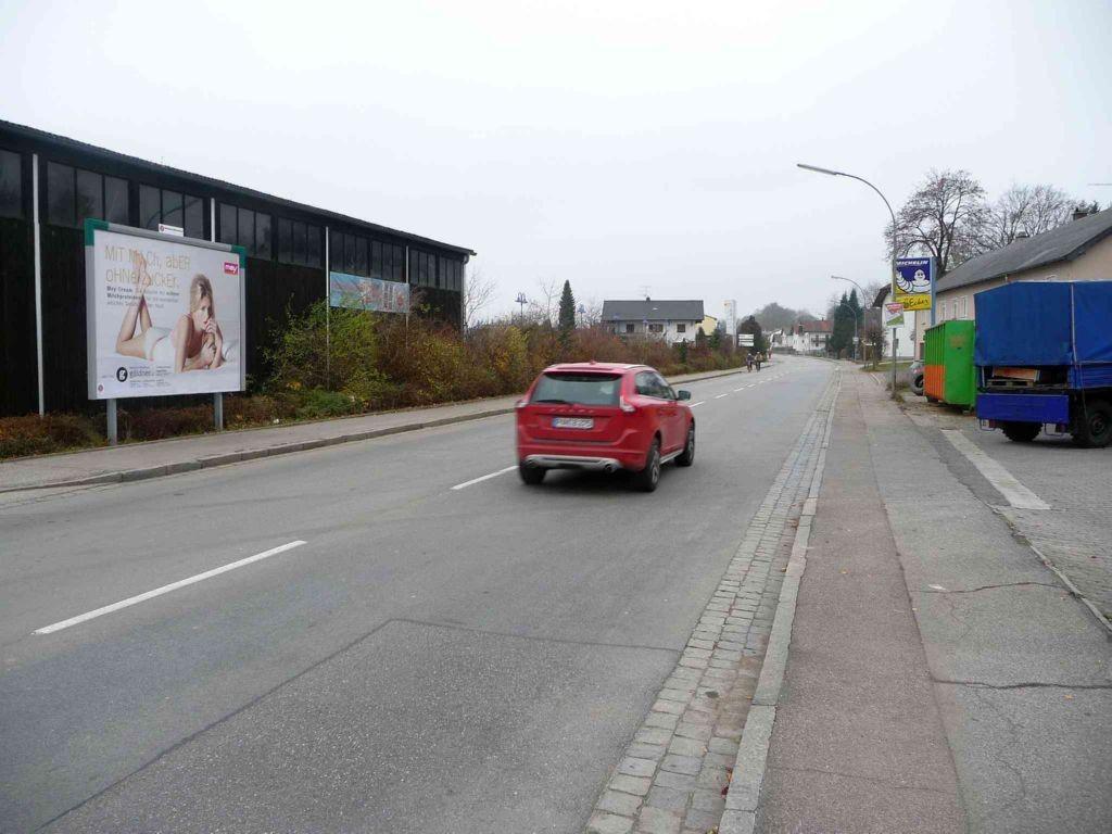 Landshuter Straße 89 nh. / Amselweg