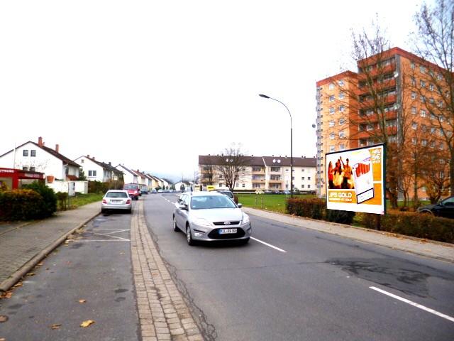 Liebigstraße nh. / Ketteler Straße