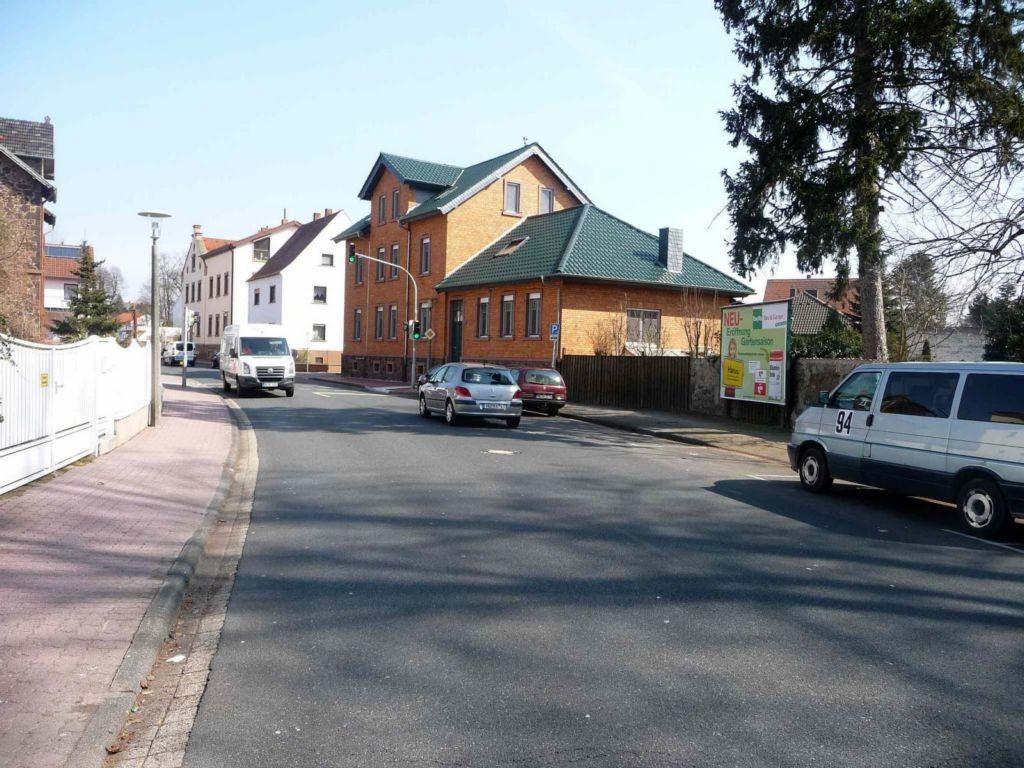 Hanauer Straße gg. 9 nh. / Gelbe Loh