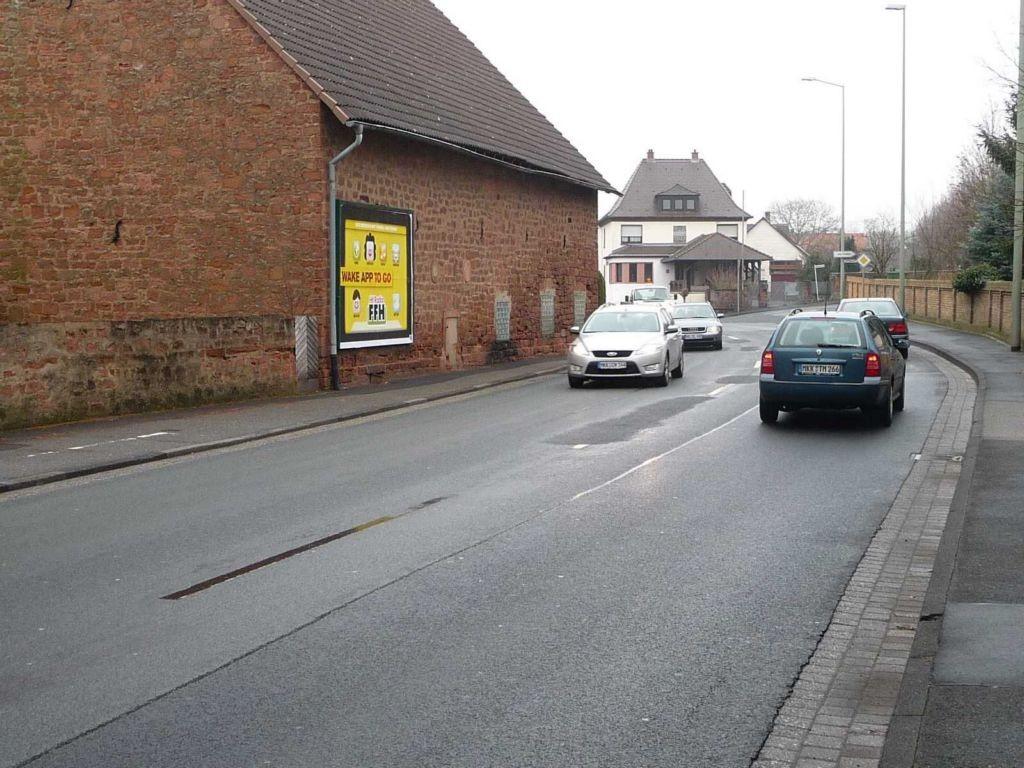 Gelnhäuser Straße gg. 15, B 43 gg. KCE GmbH