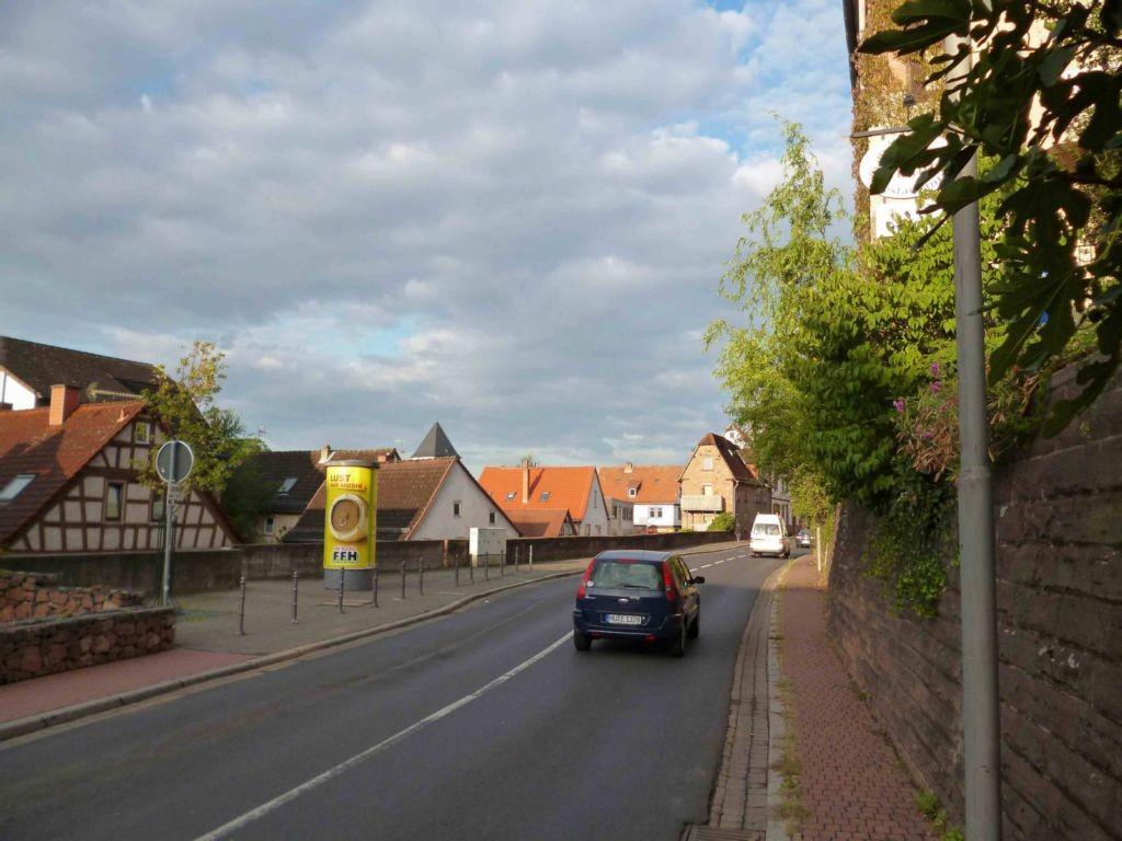 Berliner Straße gg. Stadtschänke / Löhergasse gg. Krs.Spark.