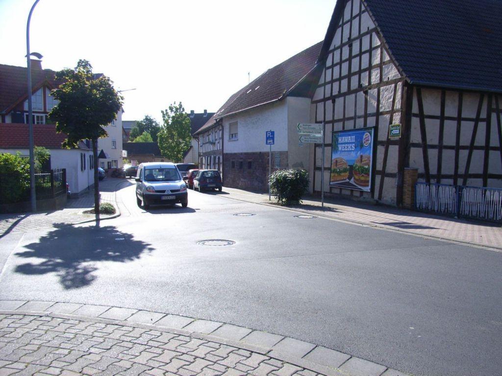 Büdinger Straße 25 / Gründauer Straße
