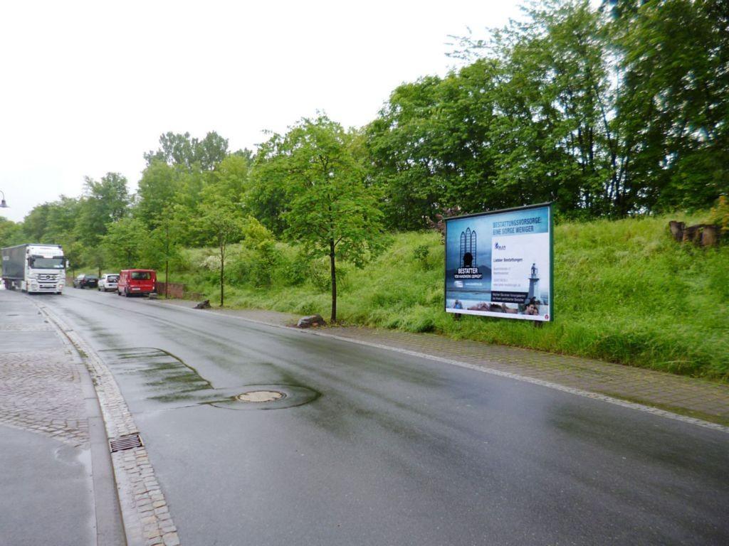 Hauptstraße gg. 65, Ausfahrt Lohr