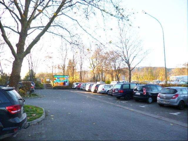 Langer Graben, Parkplatz