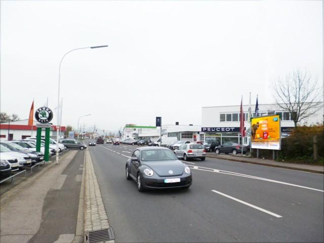 Zeiler Straße, B 26 gg. VW-Gelder