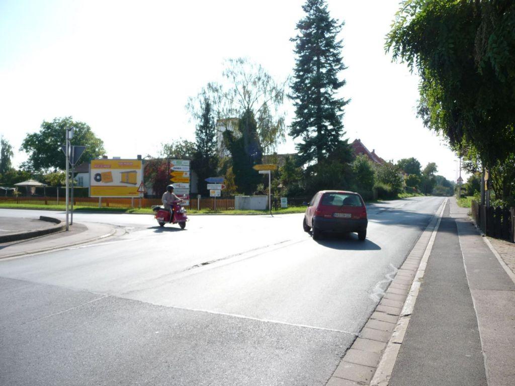 Bahnhofstr. / Lendershäuser Straße