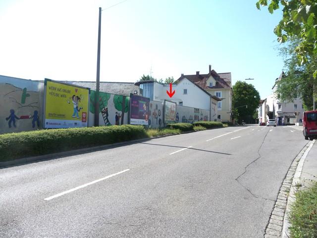 Immenstädter Str. gg.40, B 19 / Haubenschloßstr. (rechte GF)