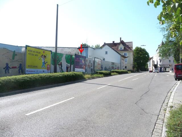 Immenstädter Str. gg.38, B 19, nh./Haubenschloßstr.(mitt.GF)