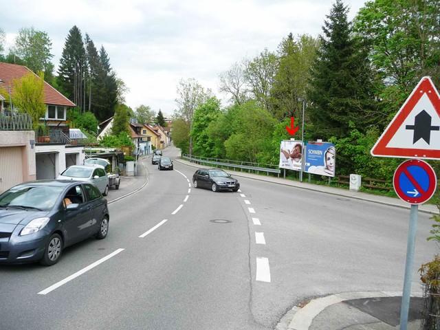 Äußere Rottach gg. 32 / Heiligkreuzer Straße nh. Bush.