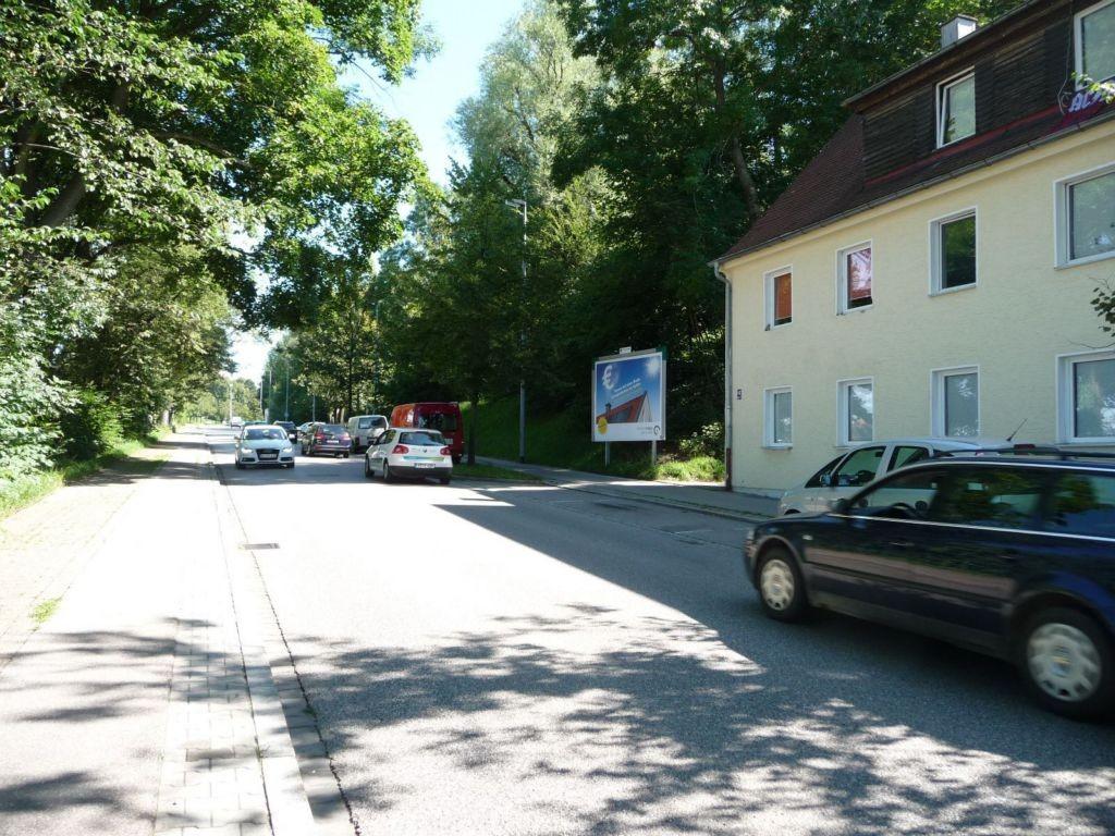 Kaufbeurer Straße 42, B 19 nh. / Knussertstraße