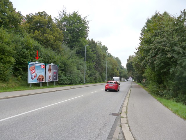 Kaufbeurer Straße, B 309 nh. / Knussertstr.