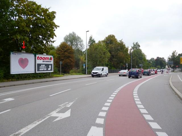 Rottachstraße, Rottach-Brücke nh. Polizei
