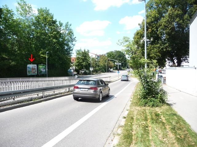 Rottachstraße / Pfeilergraben gg. Feuerwehr