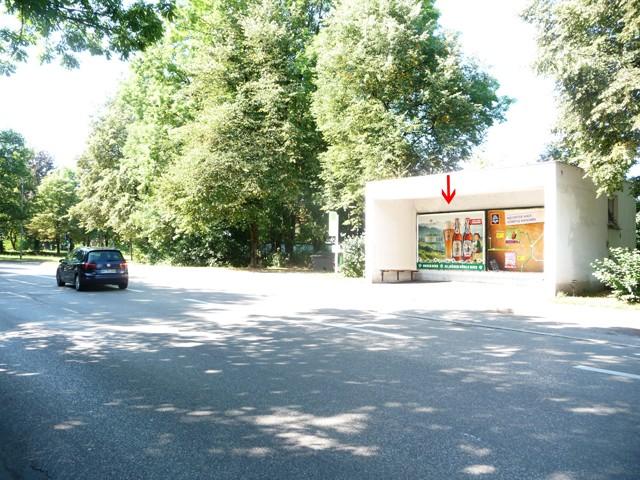 Berliner Platz B 309, gg. 115, Bush.