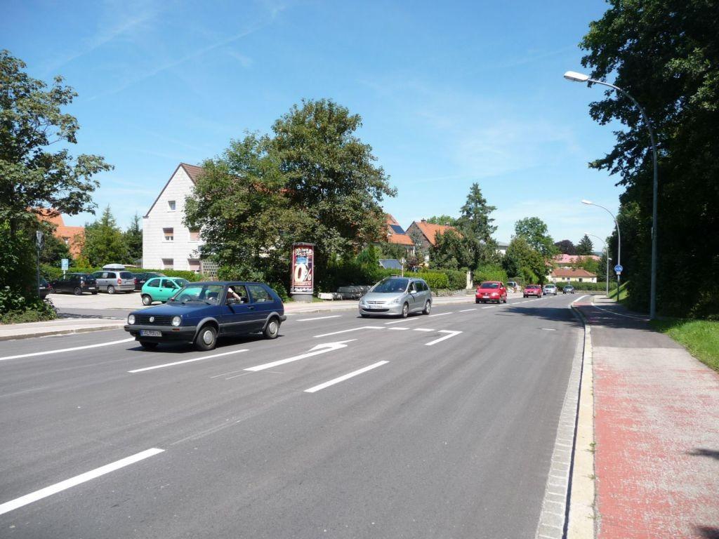 Lindauer Straße nh. 44 / Eschenweg, Bush.