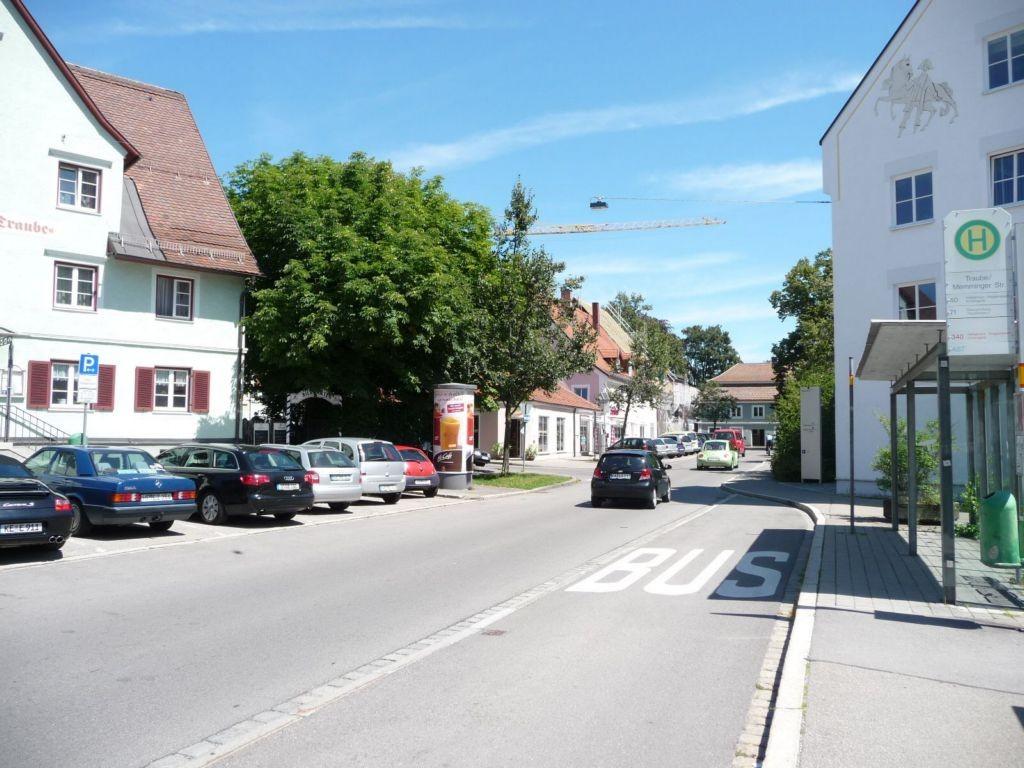 Memminger Straße 7 / Traubenweg