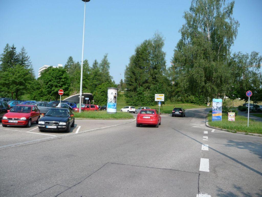 Bahnhofplatz, Hauptbahnhof  3,00 x 3,80