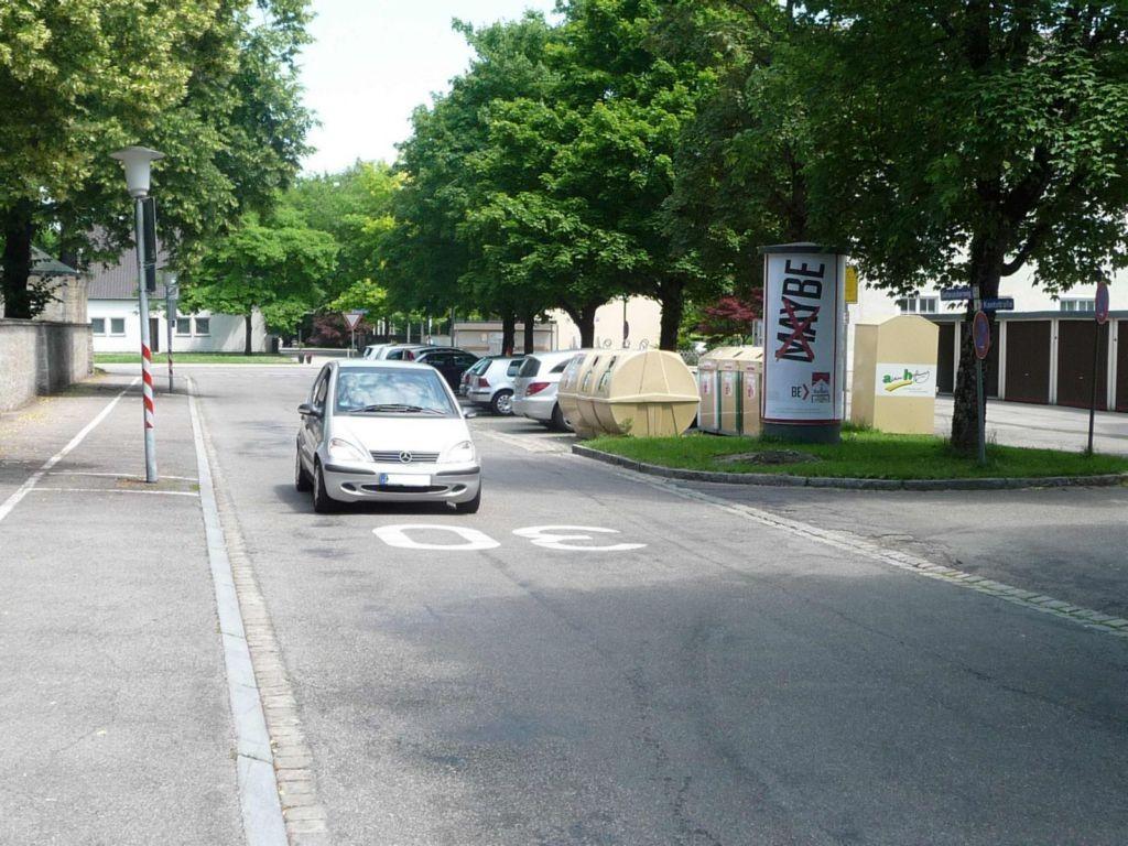 Gottesackerweg / Kantstraße  3,00 x 3,80
