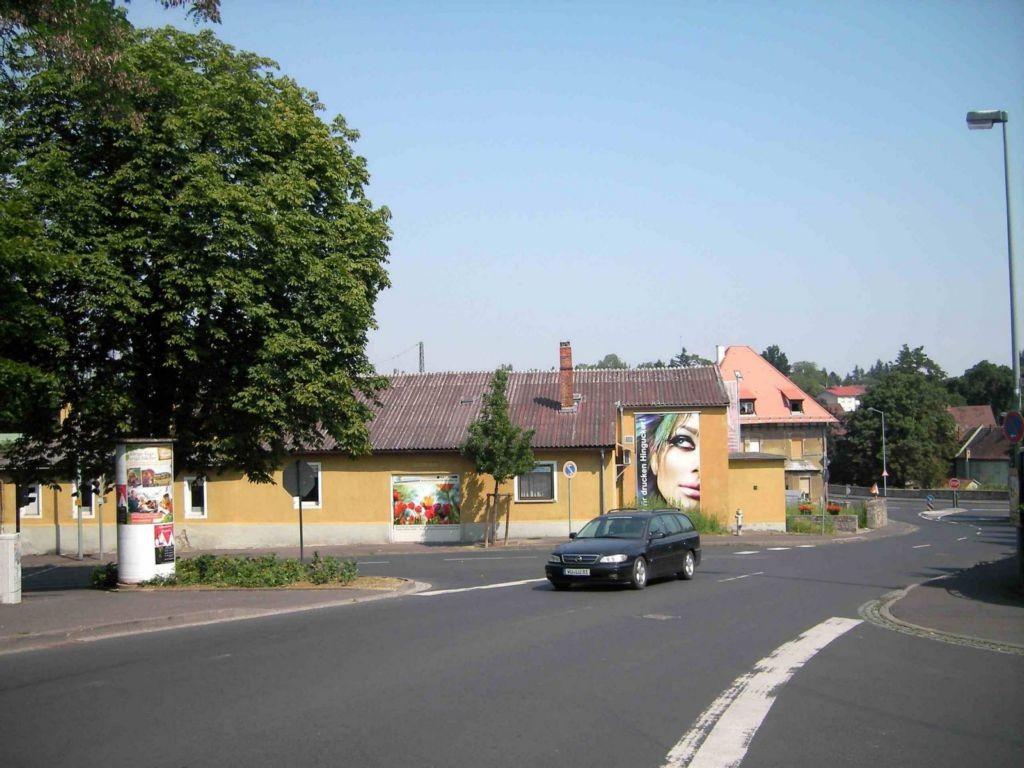Kaltensondheimer Straße / Friedenstraße    3,00 x 3,80