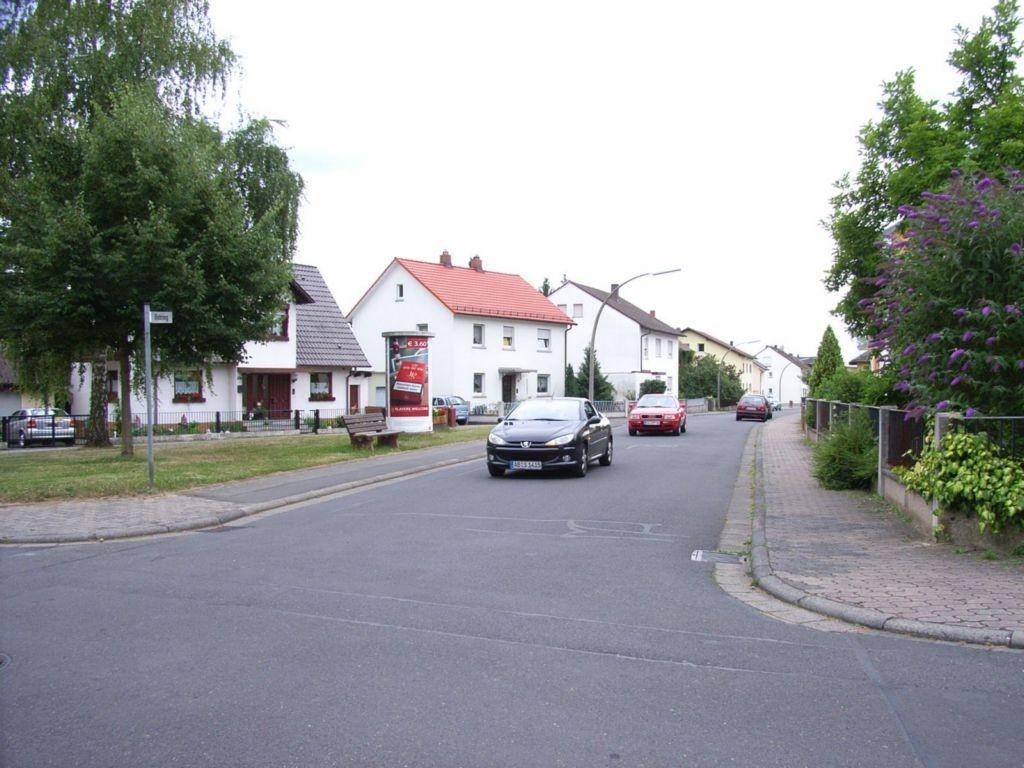 Ostring gg. 27d gg. / Wingertstraße