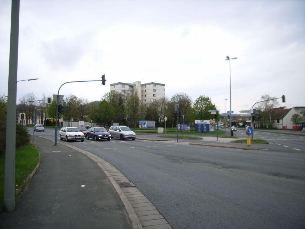 Am Kreuzstein, B 85 / Lichtenfelser Straße