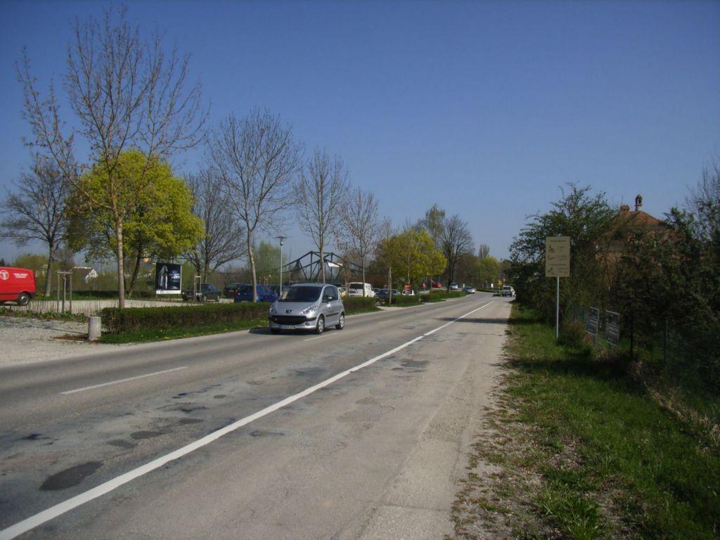 Alte Umgehungsstr. gg. 1, (P) nh. / Hauptstr., Isarbrücke