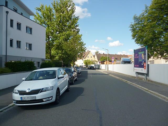 Christof-Treu-Straße gg. / Martin-Luther-Straße