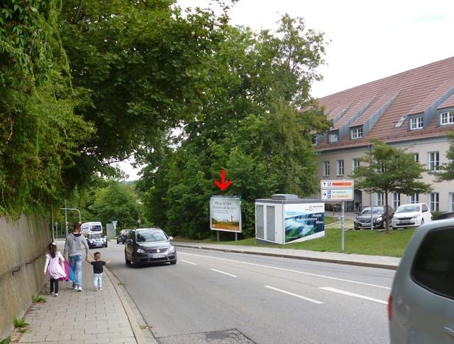 Ahamer Straße nh. / Krankenhausberg