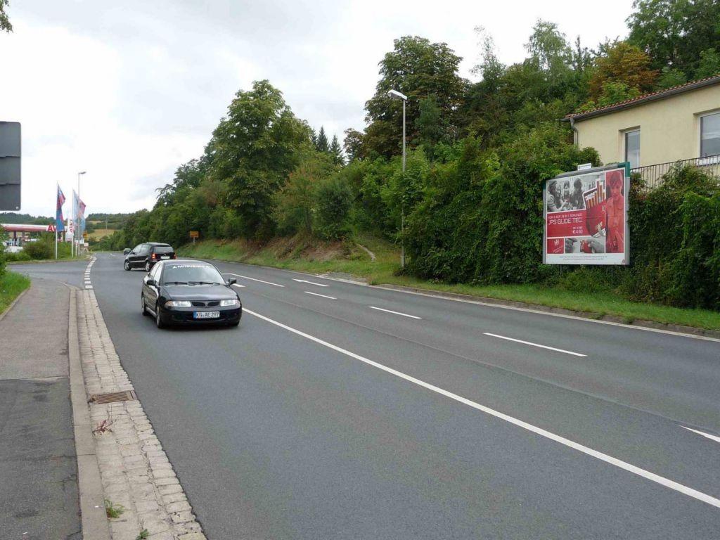 Meininger Straße, B 19 gg. / Untere Au