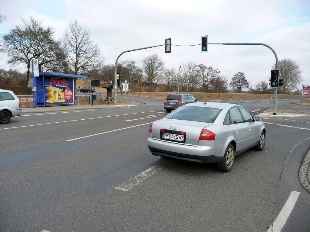 Ostheimer Straße, Bush / Mühlbergstraße GFWH