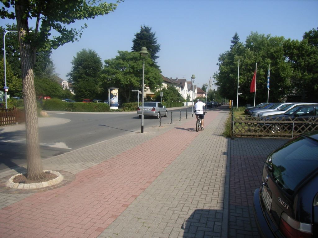 Friedensstraße / Peter-Anton-Straße