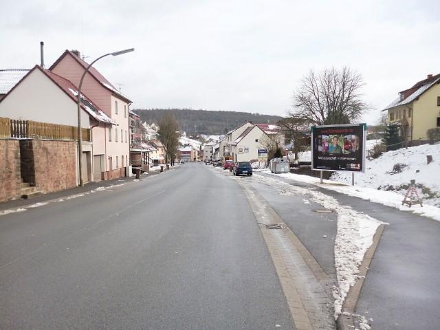 Hauptstraße gg. 102, B 26