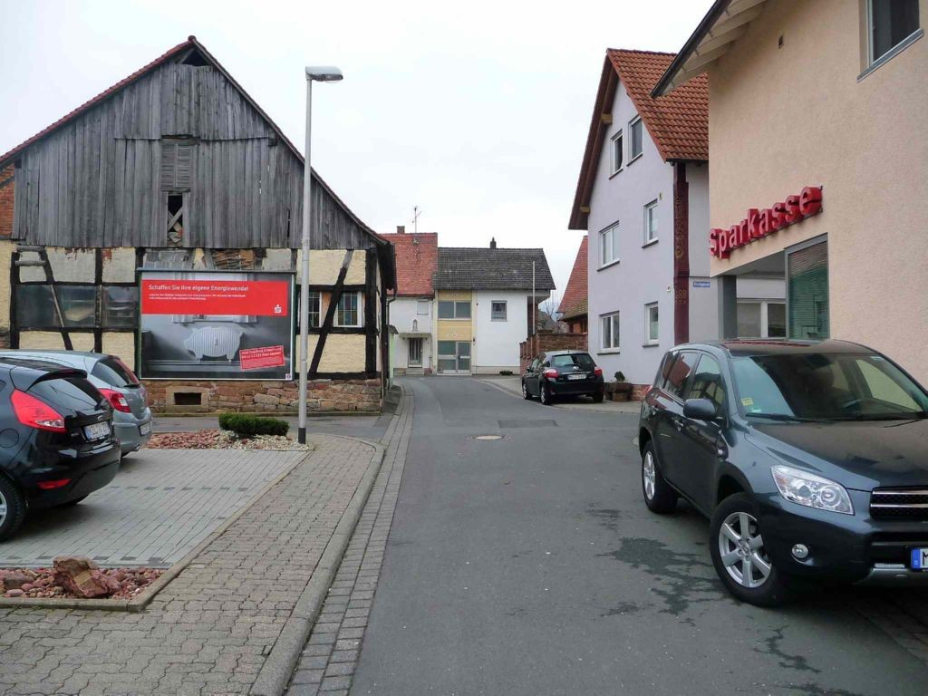 Kirchgasse gg. Sparkasse / Hauptstraße / Hirtengasse