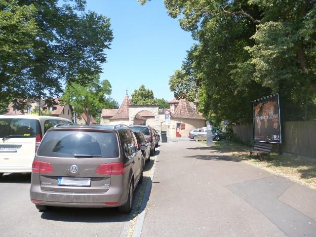 Ansbacher Straße 7 gg.Reichsstadt-Apotheke nh. Rödertor