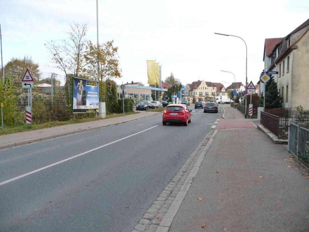 Schlachthofstraße, B 25 gg. / Buttstettstr.ARAL Tankstelle