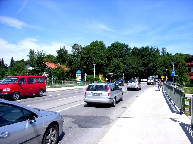 Südl. Hauptstr., B 307 / Weißachbrücke